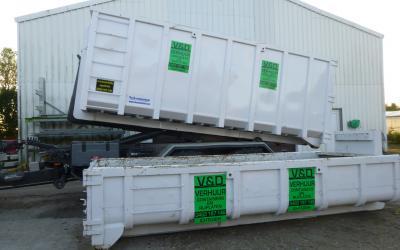 Containers verhuur